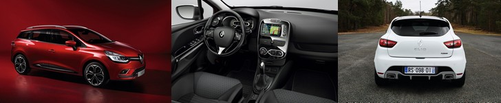 Renault Clio: manuals and service guides