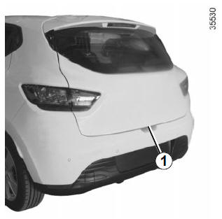 Renault Clio. To open