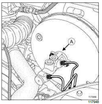 Renault Clio. Brake servo: Check