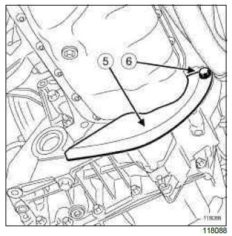 Renault Clio. Sequential gearbox
