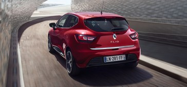 Renault Clio IV (2014-2019) Owners Manual